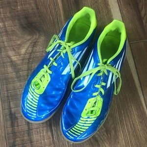 Mens Adidas Indoor Soccer Shoes Size 7